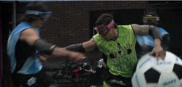 Tazer Ball: de meest pijnlijke sport ter wereld?