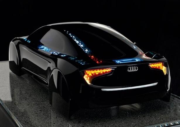 De autoverlichting van de toekomst