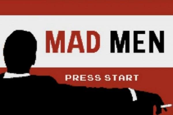 Mad Men in 8 bit
