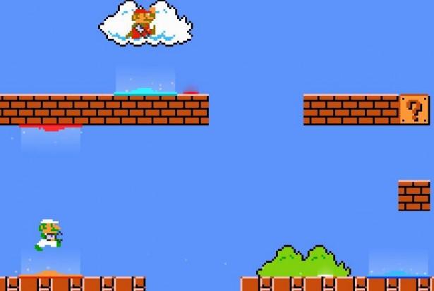 Mario versus Portal