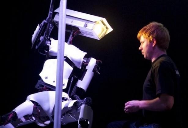 Robots kunnen paaldansen