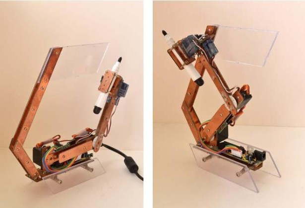 Robot-klok