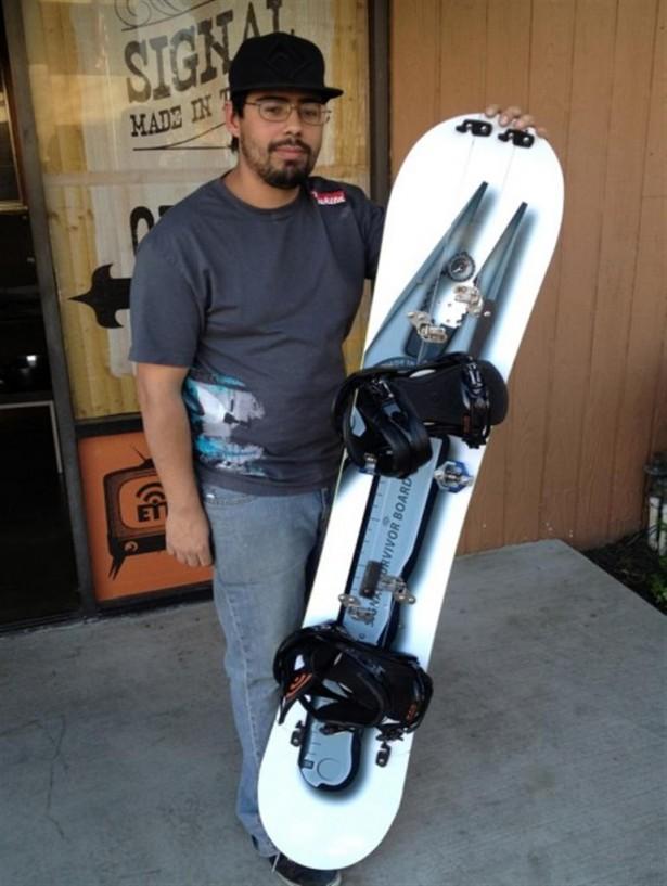 Survival Split Snowboard
