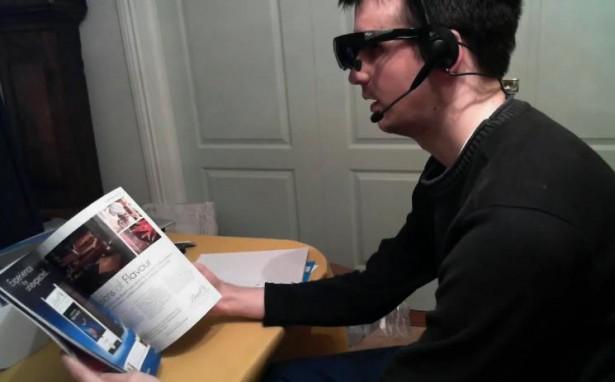 Man Maakt Eigen Augmented Reality Bril Freshgadgets Nl