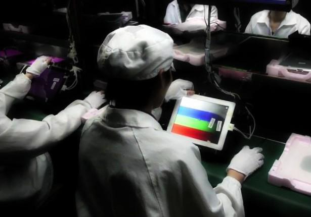 Zo worden iPads gemaakt