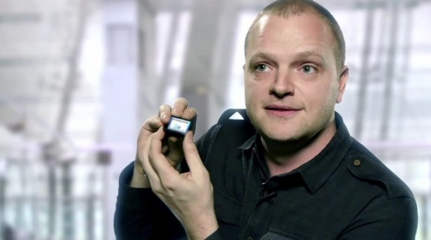 De kleinste laptop ter wereld?