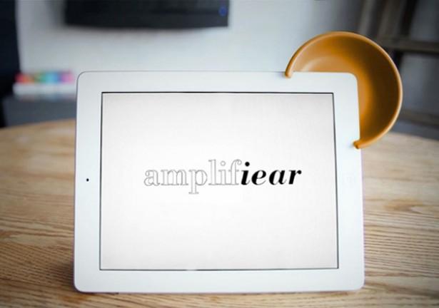 Een oor voor je iPad