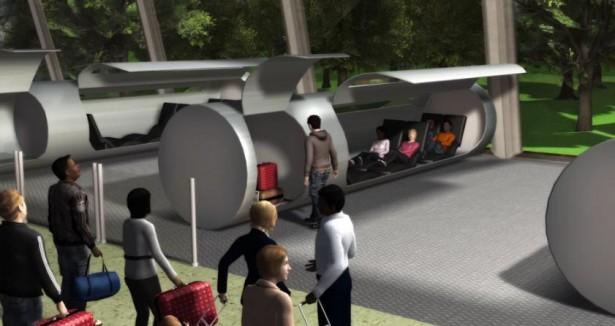 Het transport van de toekomst?