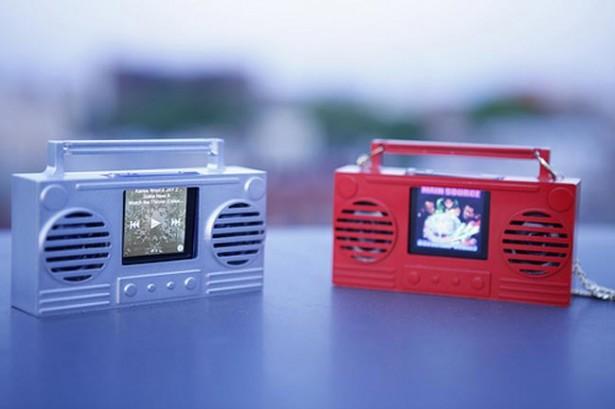 HI-RO maakt boombox van iPod Nano