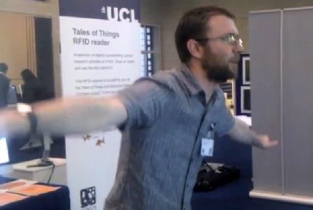 Kinect-hack laat je vliegen door Londen