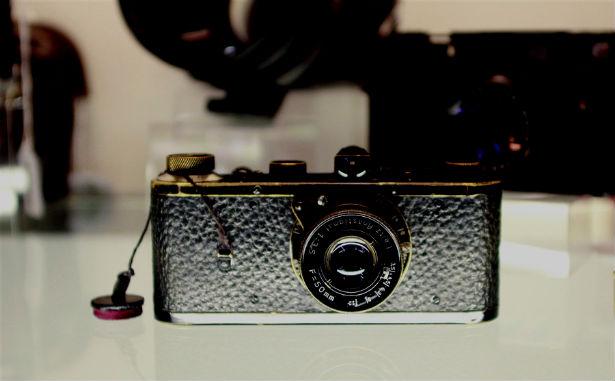 De duurste camera ter wereld