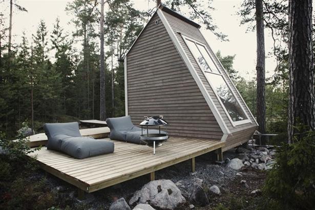 Mini-huis mag zonder vergunning worden gebouwd