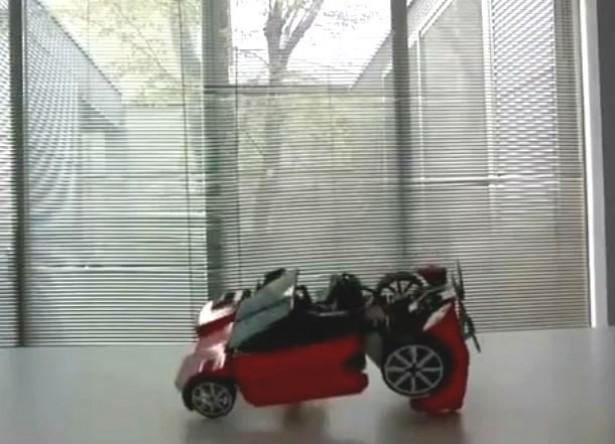 Japanners bouwen Transformer