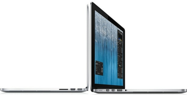 Apple's nieuwe MacBook heeft Retina Display