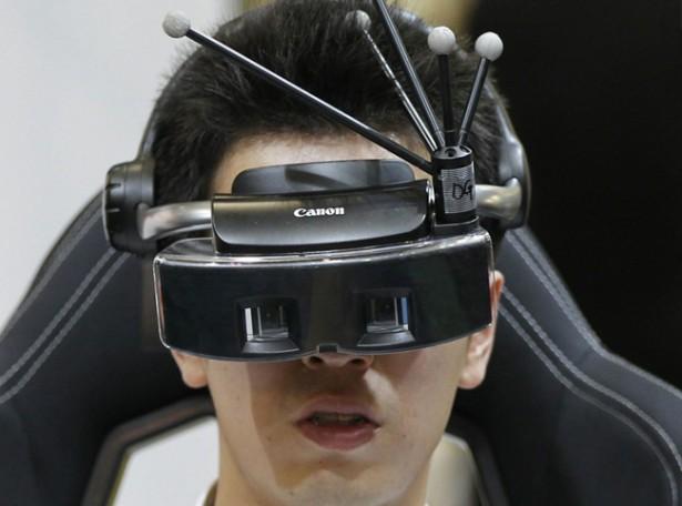 Augmented reality van Canon