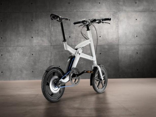 Elektrische vouwfiets van BMW