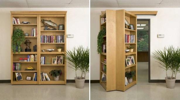Boekenkast Met Geheime Doorgang Freshgadgets Nl