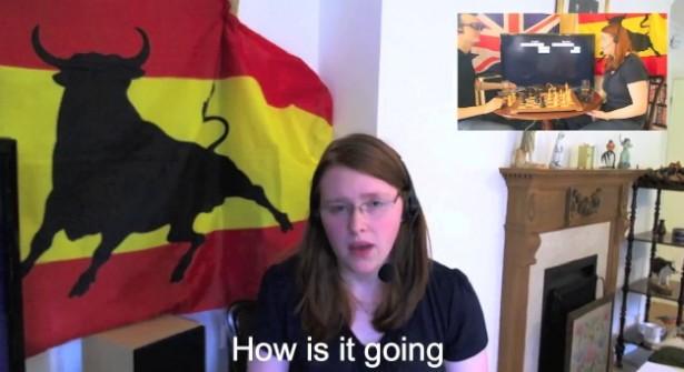 Bril geeft ondertiteling voor vreemde talen