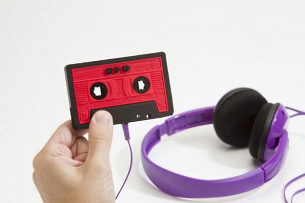 Een MP3-speler uit de 3D-printer