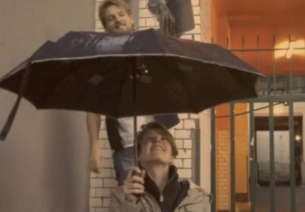 Muzikale paraplu
