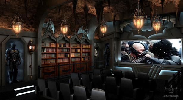 Bioscoop voor Batman-liefhebbers