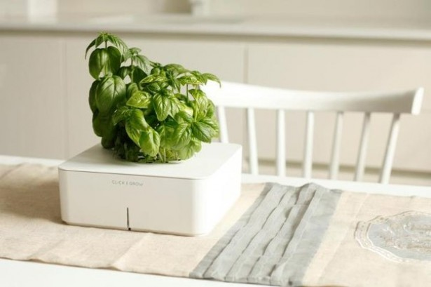 Click and Grow: plantenbak 2.0