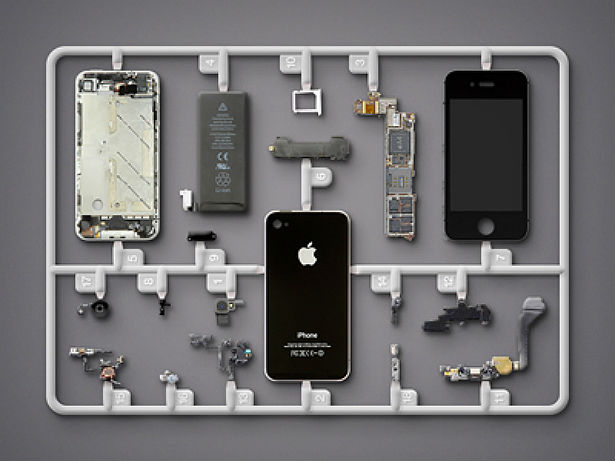 Bouw je eigen iPhone