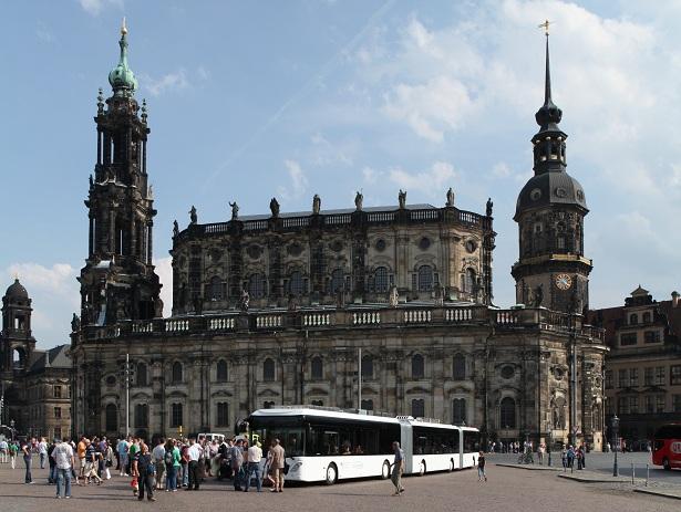 De langste bus ter wereld