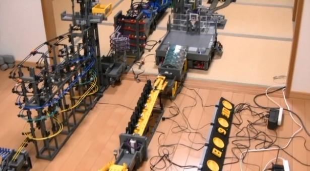 De gaafste Lego-machine ooit?