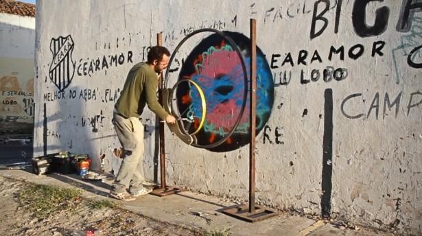 Een spirograaf voor graffiti