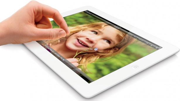 Apple onthult vierde generatie van de iPad