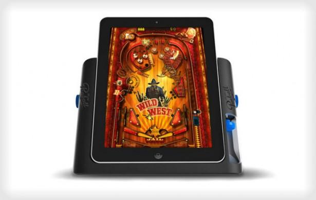 iPad wordt flipperkast
