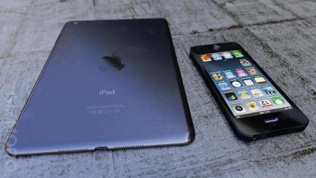 Gaat de iPad Mini er zo uitzien?