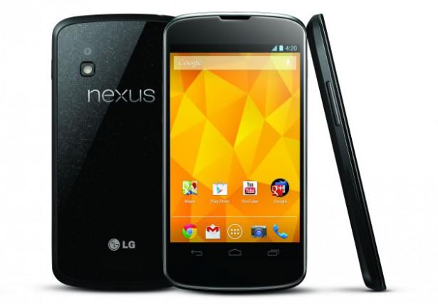 Google Nexus 4 in actie