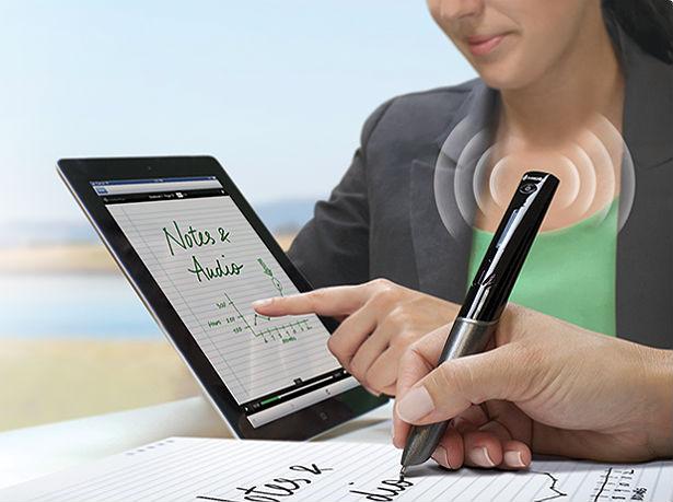 Smartpen stuurt je aantekeningen naar de cloud