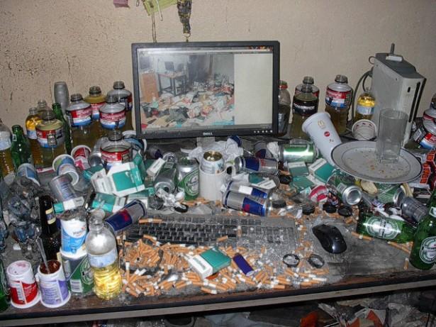 De smerigste bureaus ter wereld