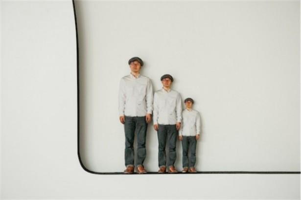 Fotohokje in Japan maakt 3D-miniaturen