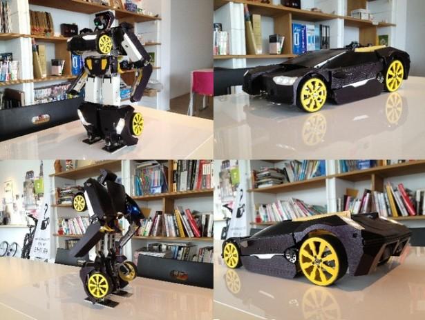 Transformer robot: het gaafste speelgoed ooit?