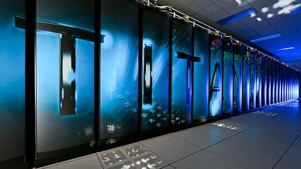 Titan: de snelste computer ter wereld