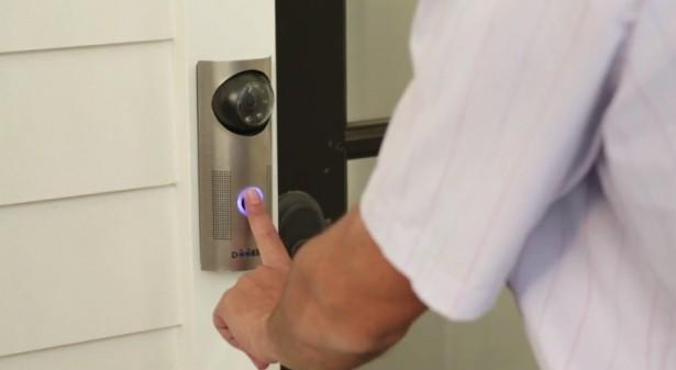 Doorbot: zie op je smartphone wie er voor de deur staat