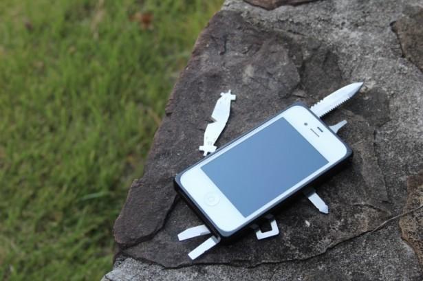 TaskOne maakt een zakmes van de iPhone