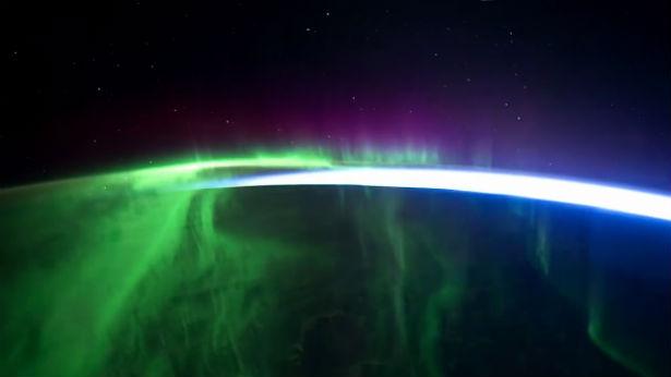 De mooiste beelden vanaf het ISS