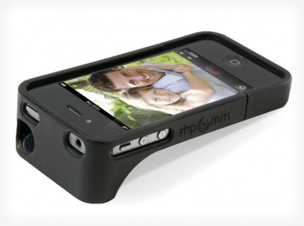 MirrorCase: stiekem video's maken met je iPhone
