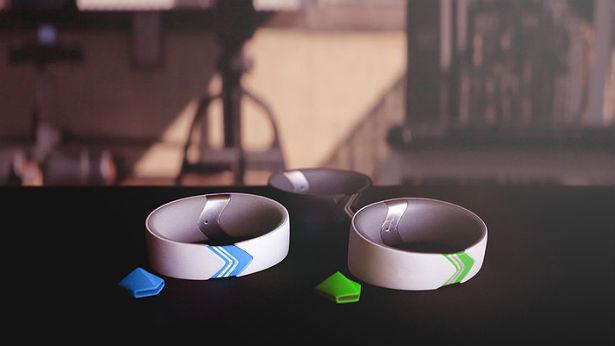 Amiigo Fitness armband verbindt je lichaam met je smartphone
