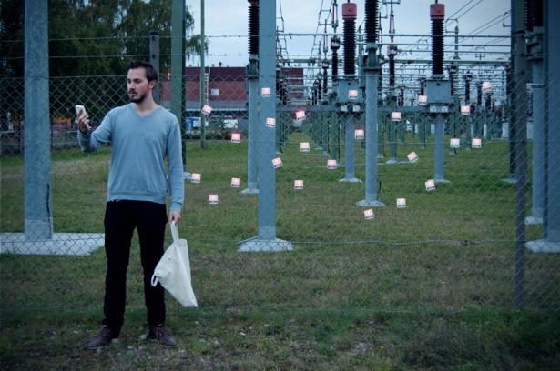 Electromagnetic Harvester haalt elektriciteit uit de omgeving