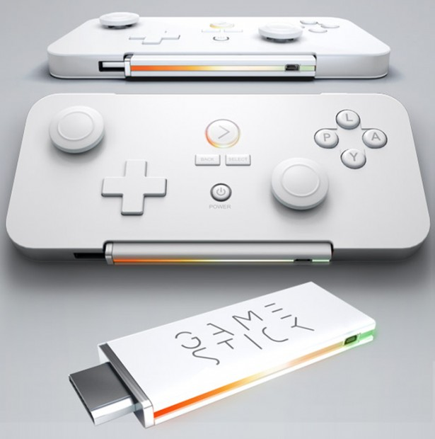 GameStick: gameconsole met Android