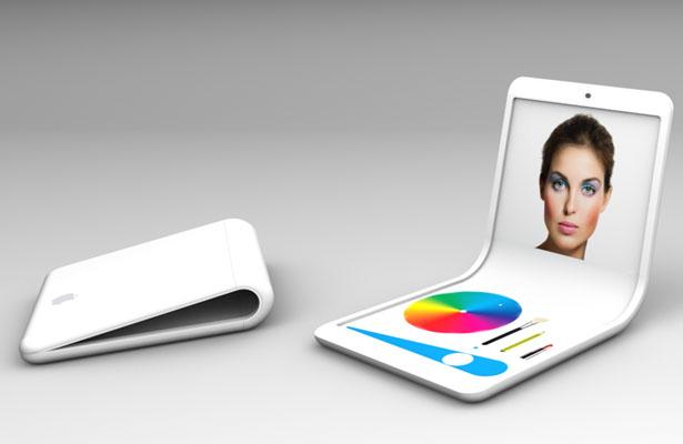 iFlex: buigbaar smartphone concept