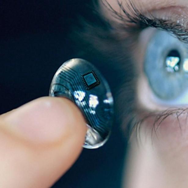 iOptik: augmented reality contactlenzen