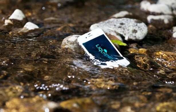 Liquipel 2.0 beschermt smartphones tegen water