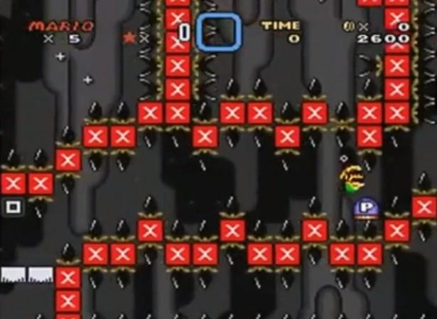 Het moeilijkste Mario-level ooit